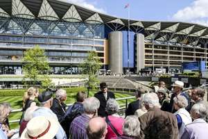 4 x free ascot raceday tickets
