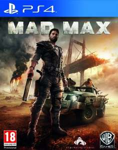 Mad Max includes Ripper DLC (PS4) - £17.95 - The Game Collection