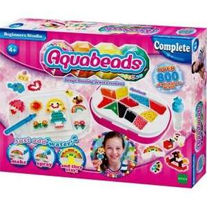 Aquabeads Beginners Studio Craft Kit half price now £6.99 @ Argos