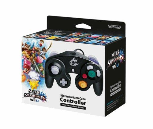 Official Super Smash Bros. GameCube Controller - Nintendo Wii U £9.99 @ Game