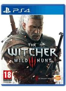 The Witcher 3: Wild Hunt PS4/X1 NEW £21.85 @ Simply Games