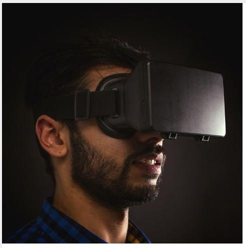 Virtual Reality Headset £14.99 @ FireBox