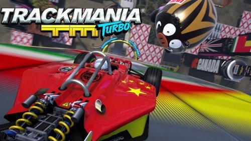 Trackmania Turbo open beta - Xbox One / PS4