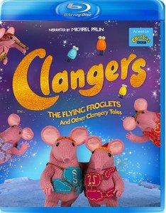 Clangers Season 1 - Zavvi Exclusive Blu-Ray [Limited to 1000] £3.99 @ Zavvi