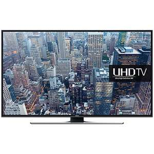 """£100"" off Samsung UE40JU6400 40 inch LED HDR 4K Ultra HD £399 @ john lewis 5y guarantee  wifi, freeview HD."