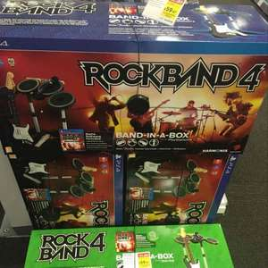 Rock Band 4 Band in a Box (PS4/XBONE) £59.97 @ Pc world - Swansea
