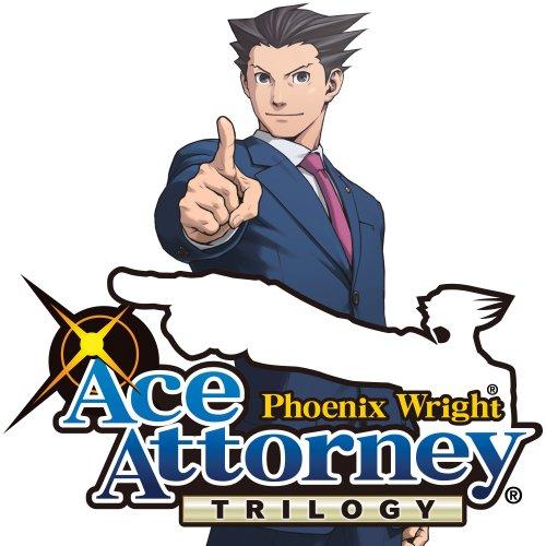 Phoenix Wright Ace Attorney Trilogy £14.99 3ds eshop @ Nintendo Store
