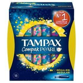 Tampax compak pearl regular £1.50 - just 50p with supersavvyme coupon @ Asda