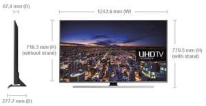 Samsung UE55JU7000 - £995 Delivered @ Krish AV (John Lewis should Price match)