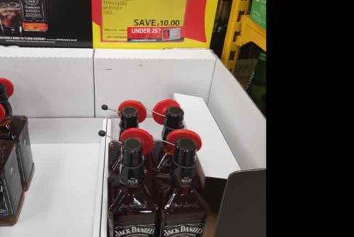 Jack Daniels 70cl £15 @ Tesco
