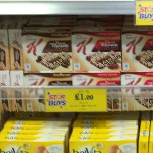 Special K biscuit moments £1 @ Home Bargains