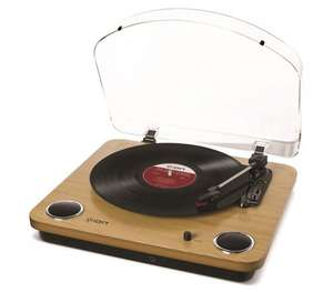 ION Audio Max LP Record Player NOW £49.99 (was £79.00) @ Amazon