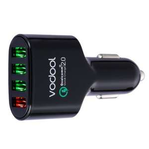 Vodool Quick Charger £8.50 (Prime) £13.49 (Non Prime) @ Amazon