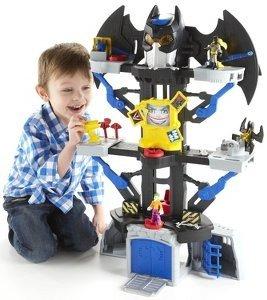 Imaginext Transforming batcave - £33 @ ASDA