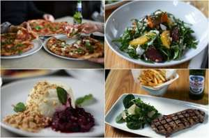 Strada - 3 Courses and Unlimited Cocktails Nationwide - £29pp