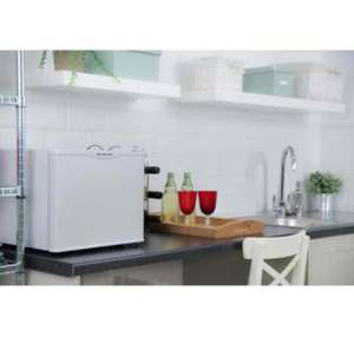Russell Hobbs mini counter fridge in B&M