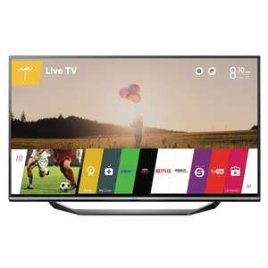 "LG 60UF770V 4K Ultra-HD Smart TV, 60"" with Freeview HD and Built-In Wi-Fi. £899 @ John Lewis"