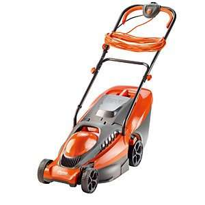 FLYMO CHEVRON 37C ROTARY LAWNMOWER 50% Off!!! Free ND Delivery - £79.99 @ Wickes