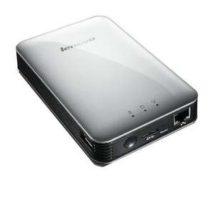 Lenovo F800 Multi-Mode 1TB wireless hard drive, portable router and power bank - £49 delivered @ Lenovo