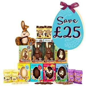 Thorntons Easter Egg Bundle - Was £60 - Now £27.65 - with free delivery