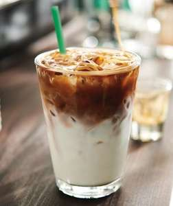 Starbucks Coffee Grande Iced Handcrafted Espresso Beverage for £2 to My Starbucks Rewards members and everyone else from March 20