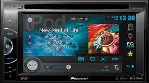 Pioneer AVH-X3600 DAB Double Din AV Head Unit with Bluetooth - Car Audio Centre - £249.99