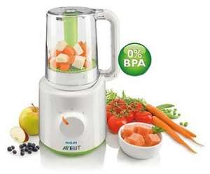 Philips Avent SCF870 baby food steamer and blender £49.99 @ Amazon