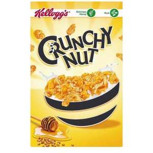 Kellogg's Crunchy Nut Corn Flakes 750g Half Price was £3.14 now £1.57 at Ocado