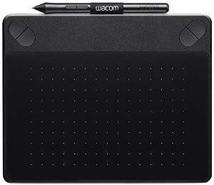 Wacom Intuos 'Art' Pen and Touch Graphics Tablet, small, black @ £64.98 (£54.98) but with free Amazon £10 voucher @ Amazon