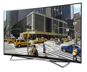 Panasonic TX-65CZ952B 65 inch Curved OLED TV SMART 3D 4K  Ultra HD Built In WiFi £3999.99 @ panasonic store eBay refurb