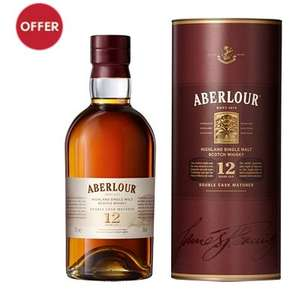 Arberlour 12 Year Old - £24.99 @ Waitrose