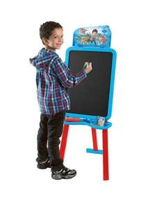 Paw Patrol Double Sided Floor Standing Easel With Art Supplies £12.50 (was £25) @ Very