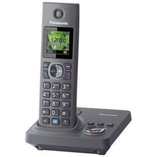 Panasonic KX-TG7921E Single cordless phone with call blocker £25.99 (was £55.99*) at Argos