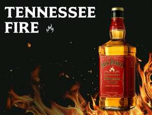 Jack Daniels Tennessee Fire 70cl £15 @ Tesco