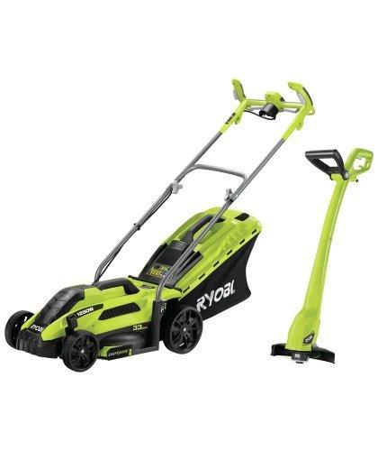 Ryobi Corded Rotary 1250W Lawnmower and 300W Grass Trimmer was £149.99 now £99.99 @ Argos