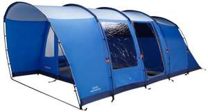 Vango Farnham 500 Tunnel Tent - Blue, 5 Person Tent @ Amazon -  £172.46