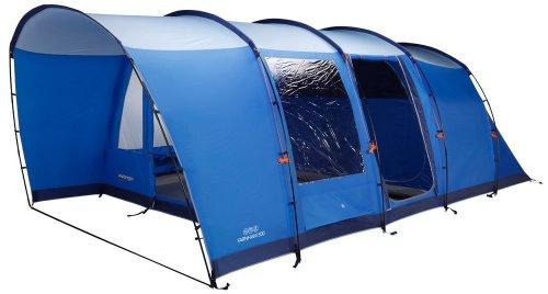 Vango Farnham 500 Tunnel Tent - Blue, 5 Person Tent @ Amazon -  £172.46
