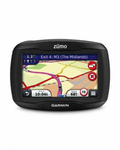 Garmin Zumo 340LM motorbike satnav £199 at Aldi