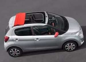 Citroen C1 Airscape Flair Personal Lease 24 months for £3113