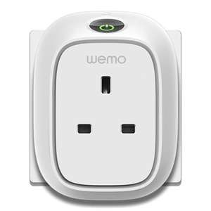 Belkin WeMo Smart Home Remote Insight Switch £25 @ Sainsbury's (Kingston)