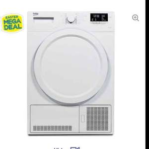 BEKO DCX83100W Condenser Tumble Dryer - White £199.99 Currys