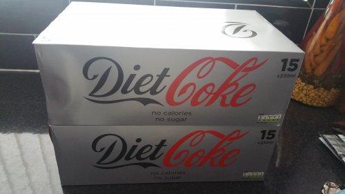 30 Diet Coke Cans £3.60 @ Makro
