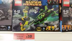 Lego DC Green Lantern vs Synestro £10 @ Sainsburys in Huntingdon