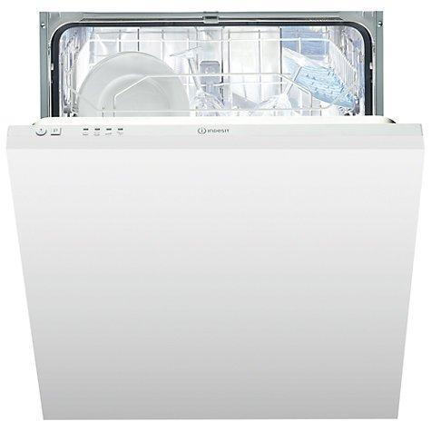 Indesit DIF 04B1 Fully Integrated Dishwasher - £169 @ John Lewis