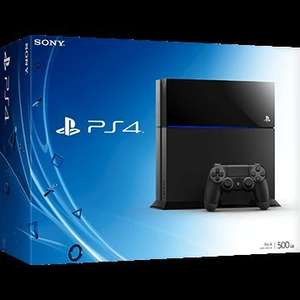 playstation 4 500gb, knack and uncharted collection plus 2 month now TV subscription £269.99 @ Game
