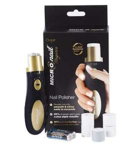 EMJOI MICRO NAIL ELEGANCE GIFT SET £23.99 delivered - ManKind
