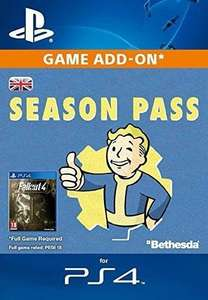 Fallout 4 Season Pass - PS4 £26.59 @ cd keys