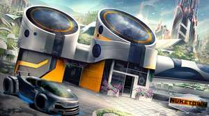 Nuketown FREE now in latest Black Ops 3 Patch!