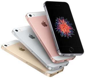 """Apple iPhone SE (Basically a 4"""" iPhone 6s in an iPhone 5 Shell) £359 @ Apple"""