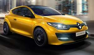 Renault Megane 2.0T RS Cup - £1727 initial - £191.99 P/M (24 month lease, 9+23) @ Gateway2Lease